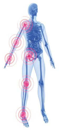Schmerz -Therapie-System